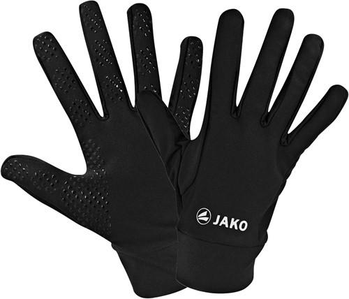 JAKO 1231 Spelershandschoenen functioneel - Zwart - 8