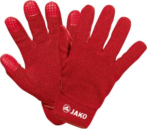 JAKO 1232 Spelershandschoenen fleece - Rood - 4