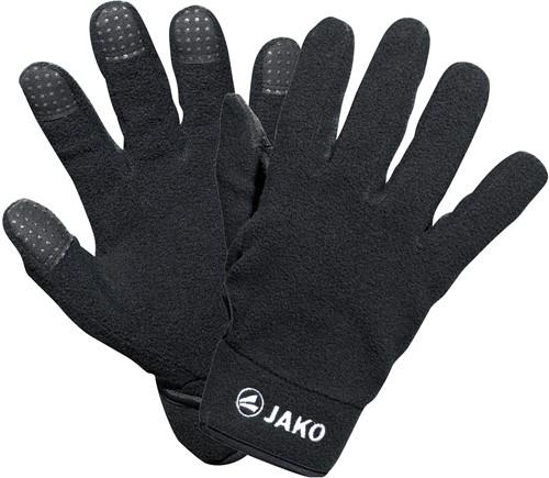 JAKO 1232 Spelershandschoenen fleece - Zwart - 10