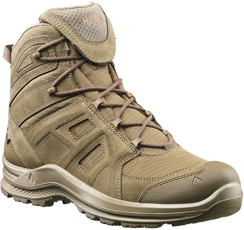 Haix Black Eagle Athletic 2.0 v GTX Coyote Half Hoog Wandelschoen O2- Beige