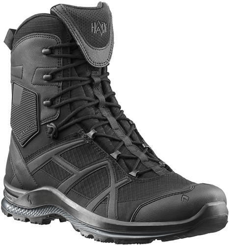 Haix Black Eagle Athletic 2.0 T Hoog Wandelschoen - Zwart