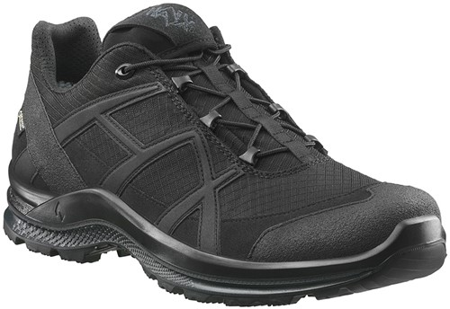 Haix Black Eagle Athletic 2.1 GTX Laag Wandelschoen O2 - Zwart