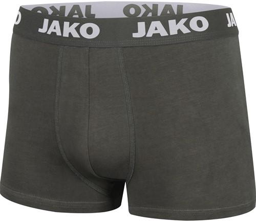 JAKO 6204 Boxershort Basic - 2-pack