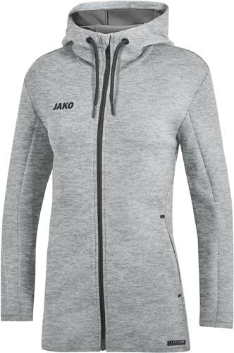 JAKO 6829D Jas met kap Premium Basics Dames