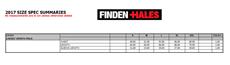 Finden + Hales Maattabellen-252