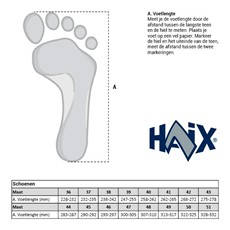 Haix Schoenmaten-245