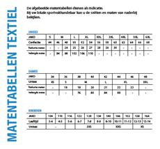 JAKO Maattabellen-258